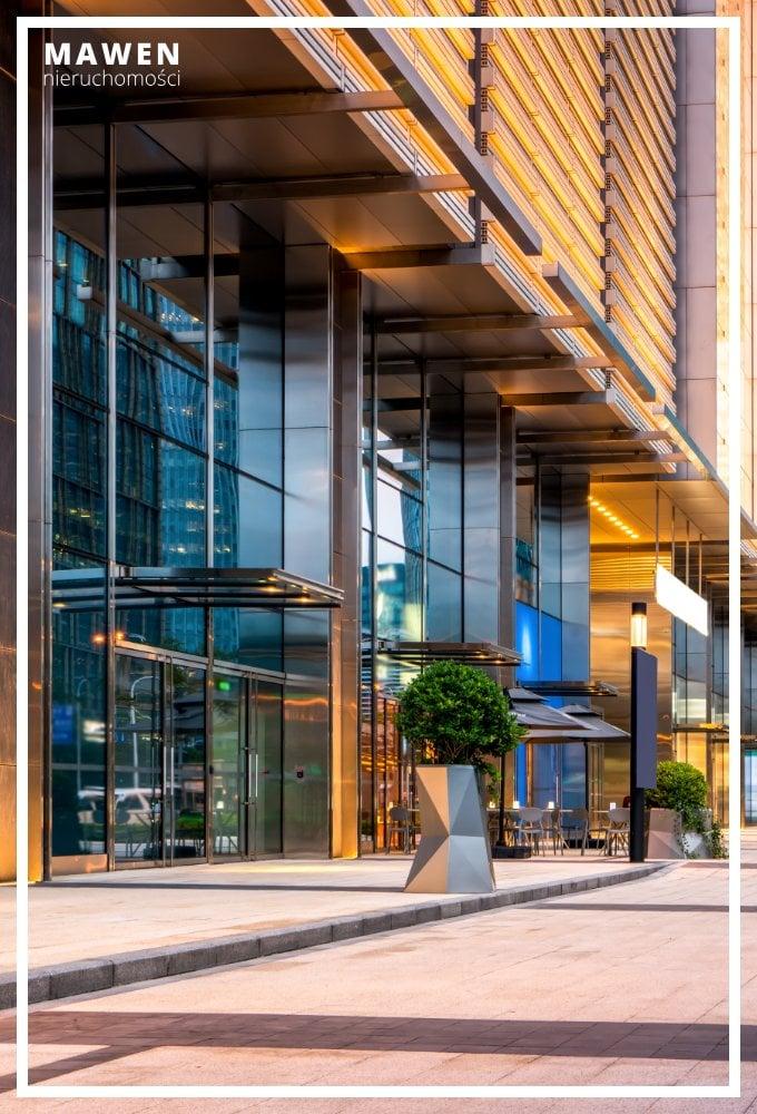 Administracja centra handlowe
